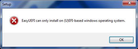 UEFI.