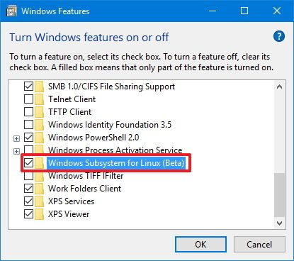 Windows-subsystem-bash-linux-beta.